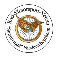 """Rad-und Motorsportverein """"Sturmvogel"""" 1903e.V. Niederschopfheim"""